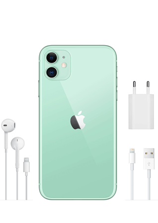 Apple iPhone 11 Vert 64 Go