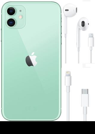 Apple iPhone 11 Vert 64 Go