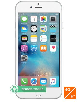 apple iphone 6 argent 16go reconditionn 4g puce a8 m8 cran 4 7 pouces orange. Black Bedroom Furniture Sets. Home Design Ideas