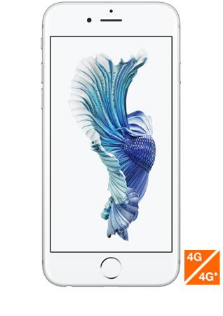 iPhone 6s argent vue 1