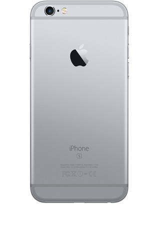 iPhone reconditionné 6s gris sidéral 64Go grade ecoplus again