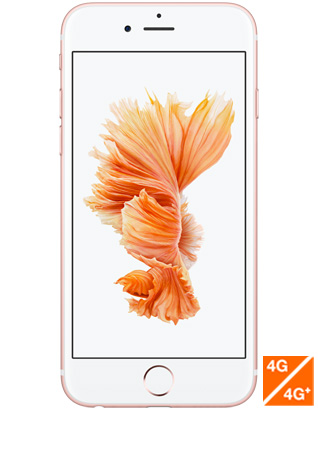 iPhone 6s or rose vue 1