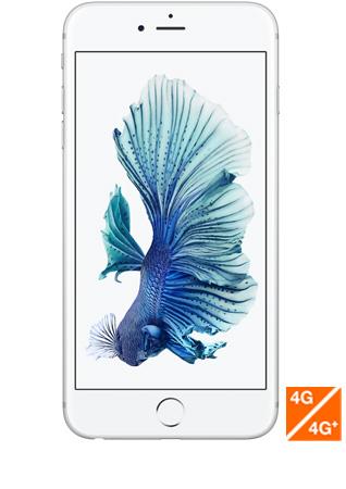 iPhone 6s Plus argent vue 1