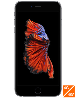 iPhone 6s Plus gris sideral vue 1
