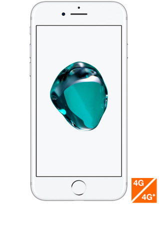 Apple iPhone 7 Argent 128Go