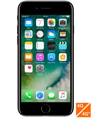 iPhone 7 Noir de jais - Vue 1