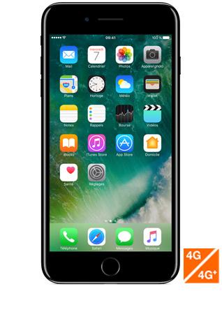 iPhone 7 Plus Noir de jais - Vue 1