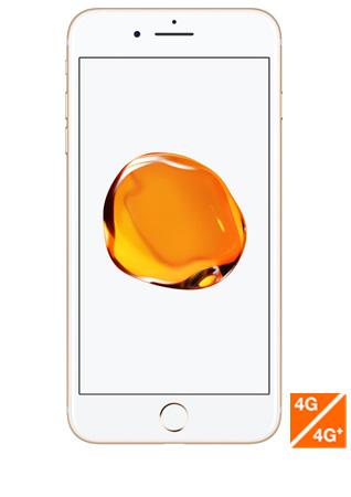 iPhone 7 Plus Or - Vue 1
