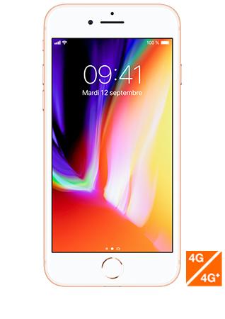iPhone reconditionné 8 or 64Go grade premium Recommerce