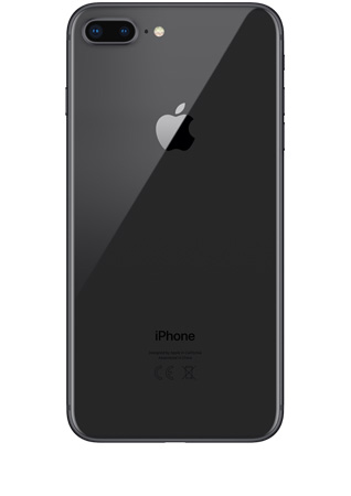 Apple iPhone 8 Plus Gris sidéral 64Go