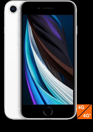 Apple iPhone SE blanc 64Go