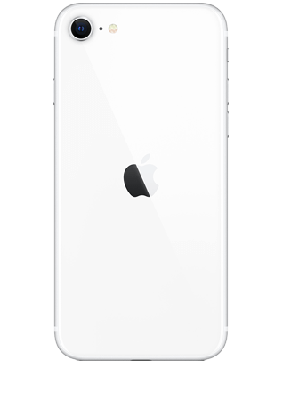 Apple iPhone SE blanc 256Go