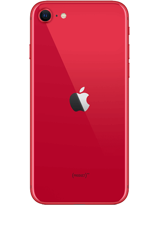 Apple iPhone SE PRODUCT RED 256Go