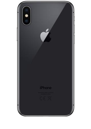 iPhone reconditionné X gris 64Go grade premium Recommerce