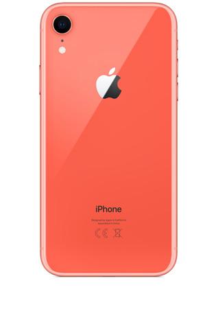 Apple iPhone XR Corail 64Go