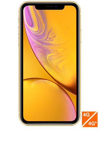 Apple iPhone XR Jaune 64Go