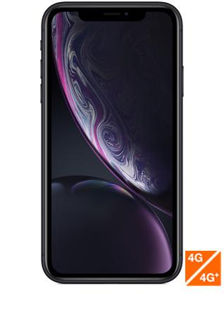 iPhone Xr noir - vue 1