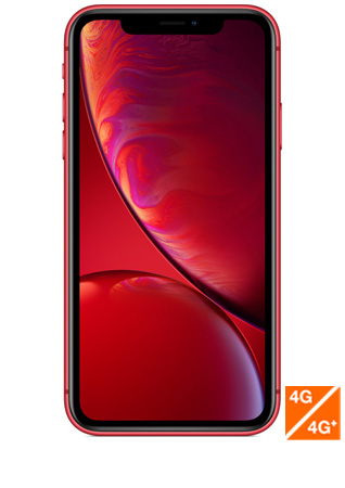 iPhone Xr RED - vue 1