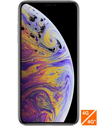 iPhone Xs Max argent - vue 1