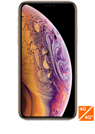 iPhone Xs Or - vue 1