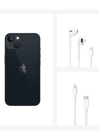 Apple iPhone 13 Minuit 128Go