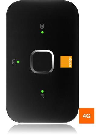 Orange Airbox 4G E5573 vue 1