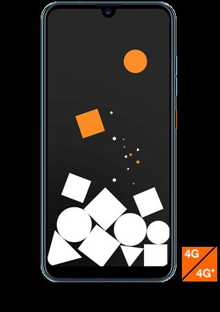 Orange Neva Play vert - vue 1