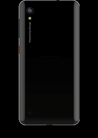 Orange Neva zen Noir