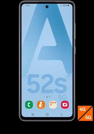 Samsung Galaxy A52s 5G lavande
