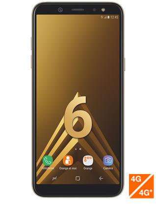 Samsung Galaxy A6 or - vue 1