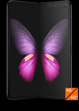 Samsung Galaxy Fold Noir vue 1