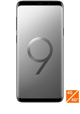 Samsung Galaxy S9 Plus Gris titane - vue 1