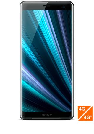 Sony Xperia XZ3 noir - vue 1