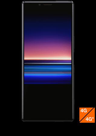 V2  vue 1 Sony Xperia 1 noir