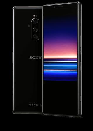Sony Xperia 1 noir comme neuf