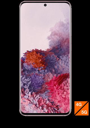 Samsung Galaxy S20 5G Rose