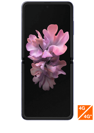 Samsung Galaxy Z Flip Violet
