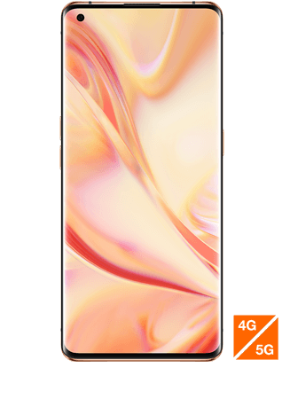 OPPO Find X2 Pro orange