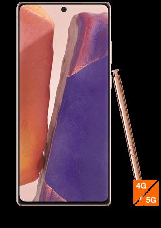 Samsung Samsung Galaxy Note20 5G Bronze 256Go