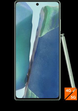 Samsung Samsung Galaxy Note20 5G Vert 256Go