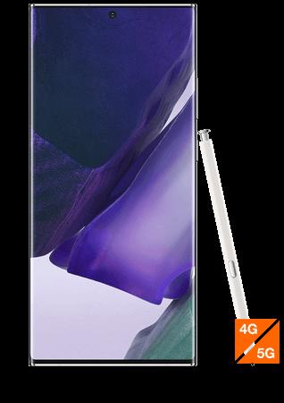 Samsung Samsung Galaxy Note20 Ultra 5G Blanc 256Go