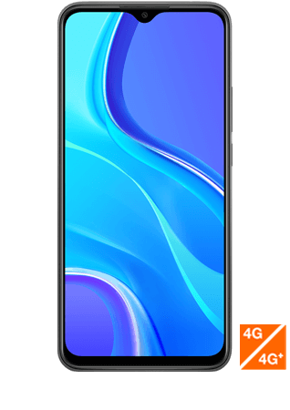 Xiaomi Xiaomi Redmi 9 gris