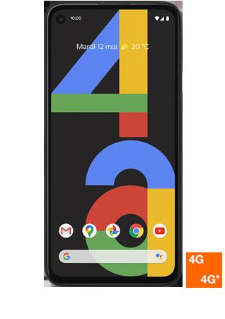 Google Pixel 4a 4G noir