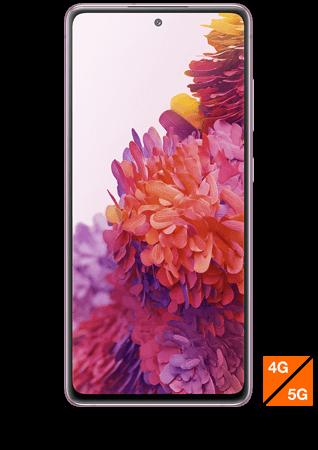 Samsung Galaxy S20 FE 5G lavande