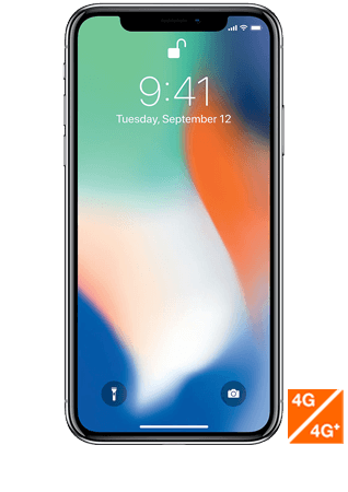 iPhone reconditionné X gris 64Go grade premium Recommerce