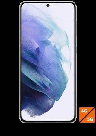 Samsung Galaxy S21 Blanc 128Go 5G