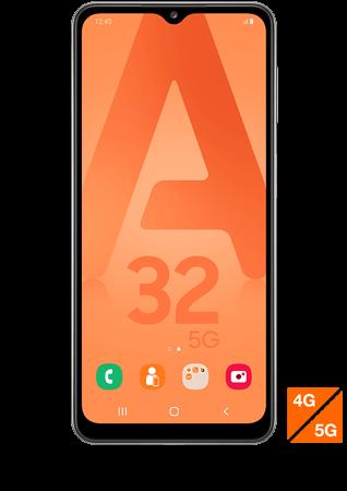 Samsung Samsung Galaxy A32 5G noir