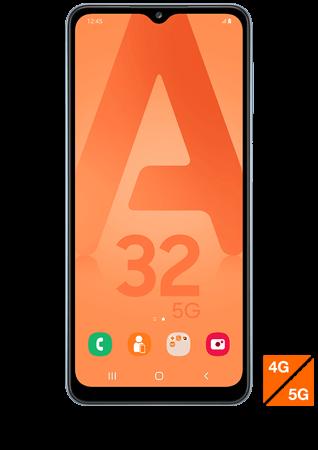 Samsung Samsung Galaxy A32 5G bleu