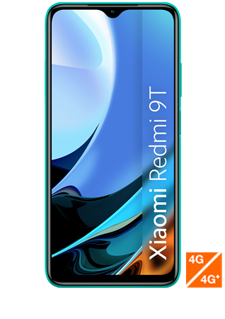 Xiaomi Redmi 9T 64Go vert