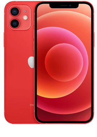 Apple iPhone 12 PRODUCTED RED 256 Go